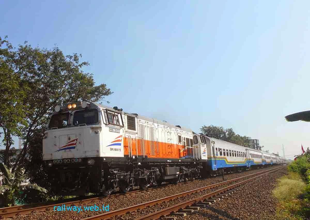 Kereta Api Jayabaya Malang Jakarta Diluncurkan