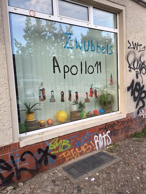 Friedrichshainer Zwerge - Revaler Straße - Apollo 11-2