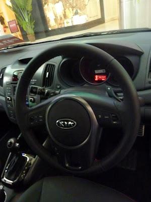 OTOREVIEW MY   otomobil review     Kia On Tour Test Drive 2011