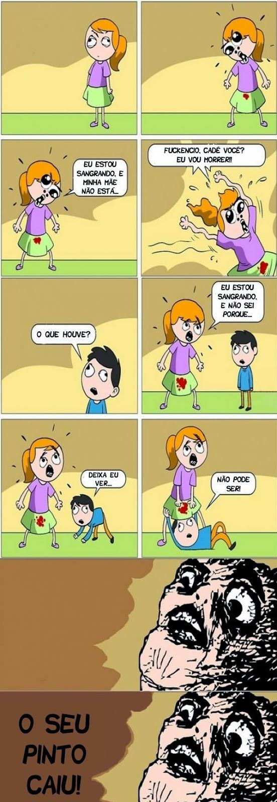 No coração de uma criança não existe maldade