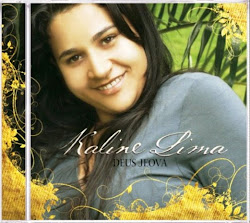 "Álbum ""Deus Jeová"" - Kaline Lima"