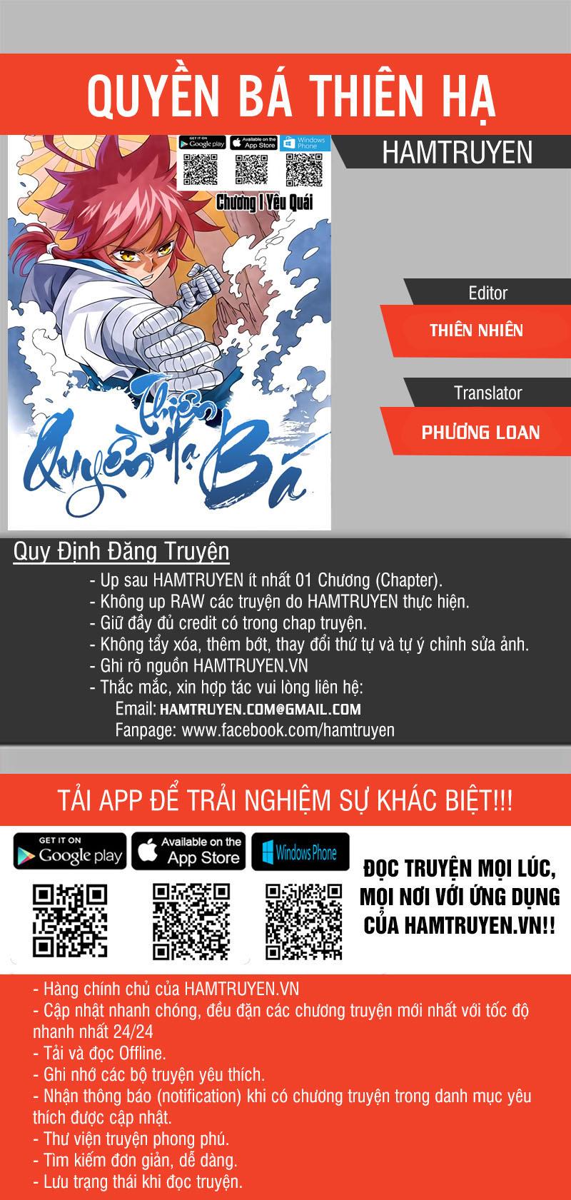 Quyền Bá Thiên Hạ Chap 70