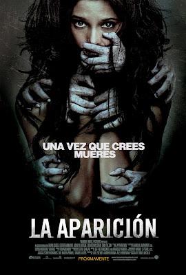 La Aparición 2012 poster