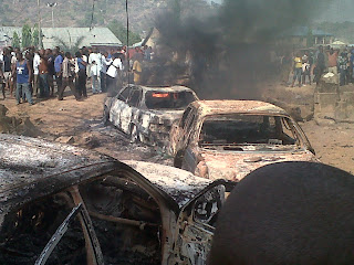 Taraba Bomb Latest..3 Policemen Died As Commissioner Of Police was Target..