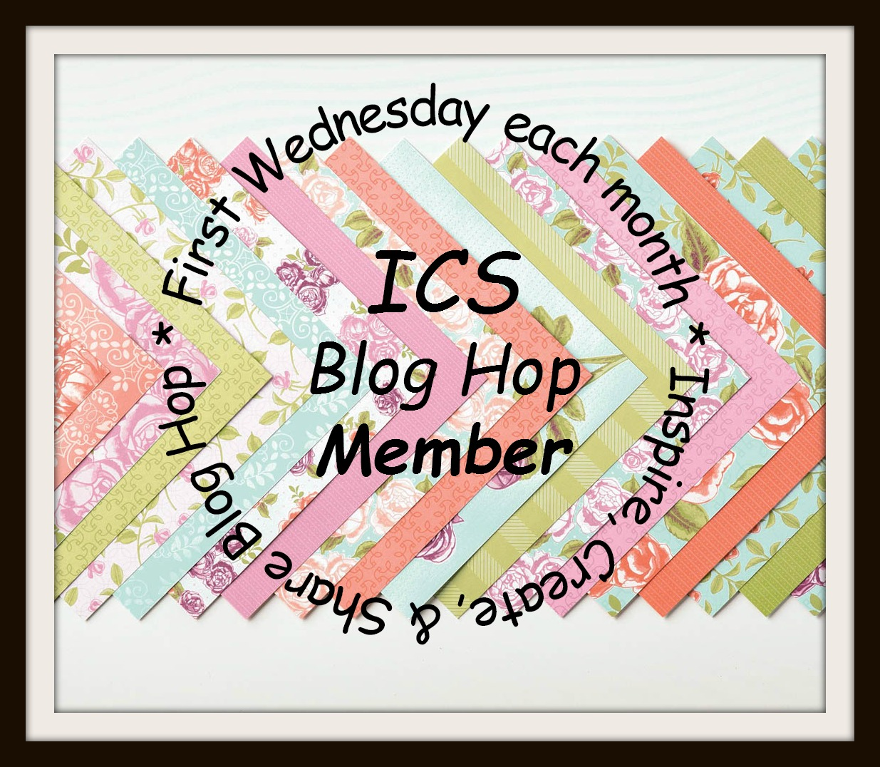 ICS Blog Hop Design Member