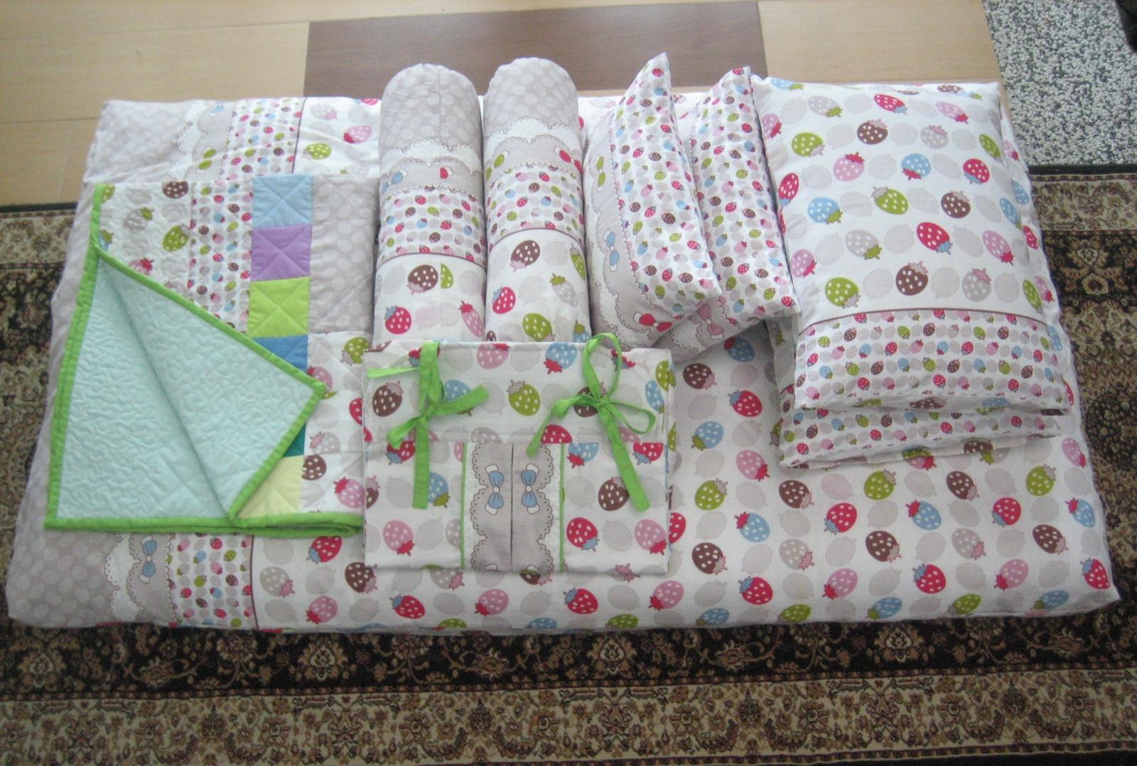 On ADR 39 S Studio Shelves Baby Bedding Set
