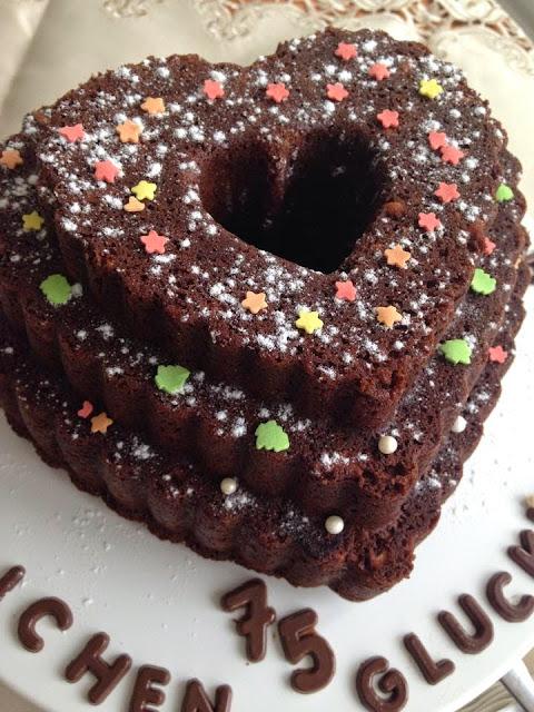 Schokoladenkuchen / Çikolatalı Kek