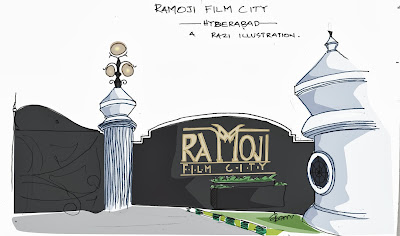 Ramoji Rao Film City