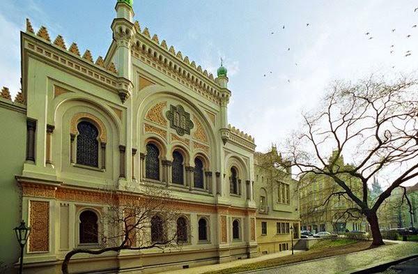A Cidade Judia de Praga