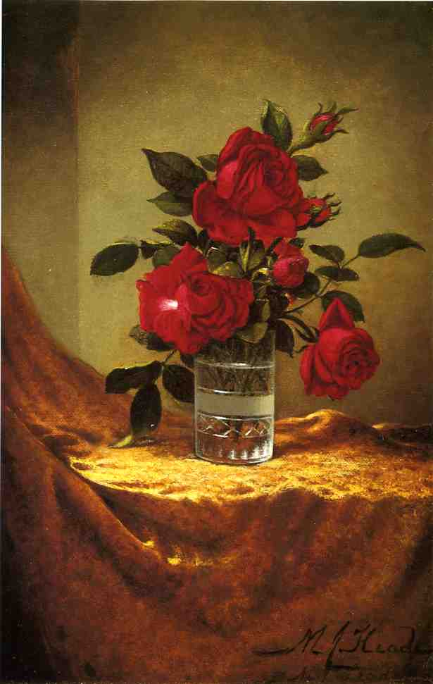 a life of martin johnson heade romantic artist Martin johnson heade 809 likes the serenity of nature, the allure of a delicate flower and the grace of beautiful birds are the themes of oil paintings.