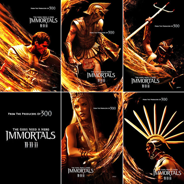 immortals movie gods wwwpixsharkcom images galleries