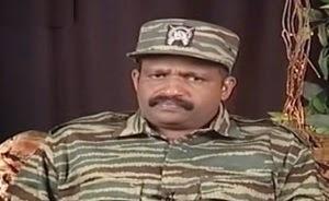LTTE Colonel Nagesh
