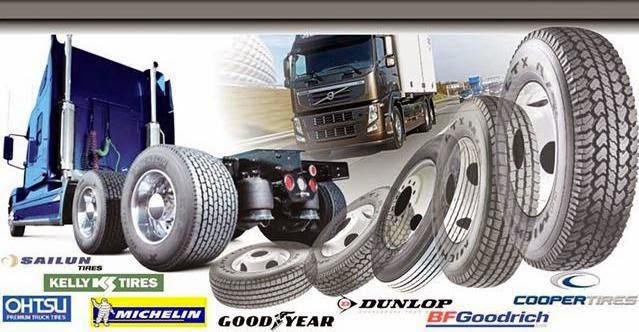 Alinhamento e balanceamento de caminões e carretas