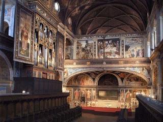 concerto gratis Milano sabato 10 agosto San Maurizio al monastero maggiore