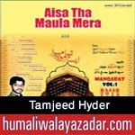 http://www.humaliwalayazadar.com/2015/04/tamjeed-hyder-manqabat-2015.html