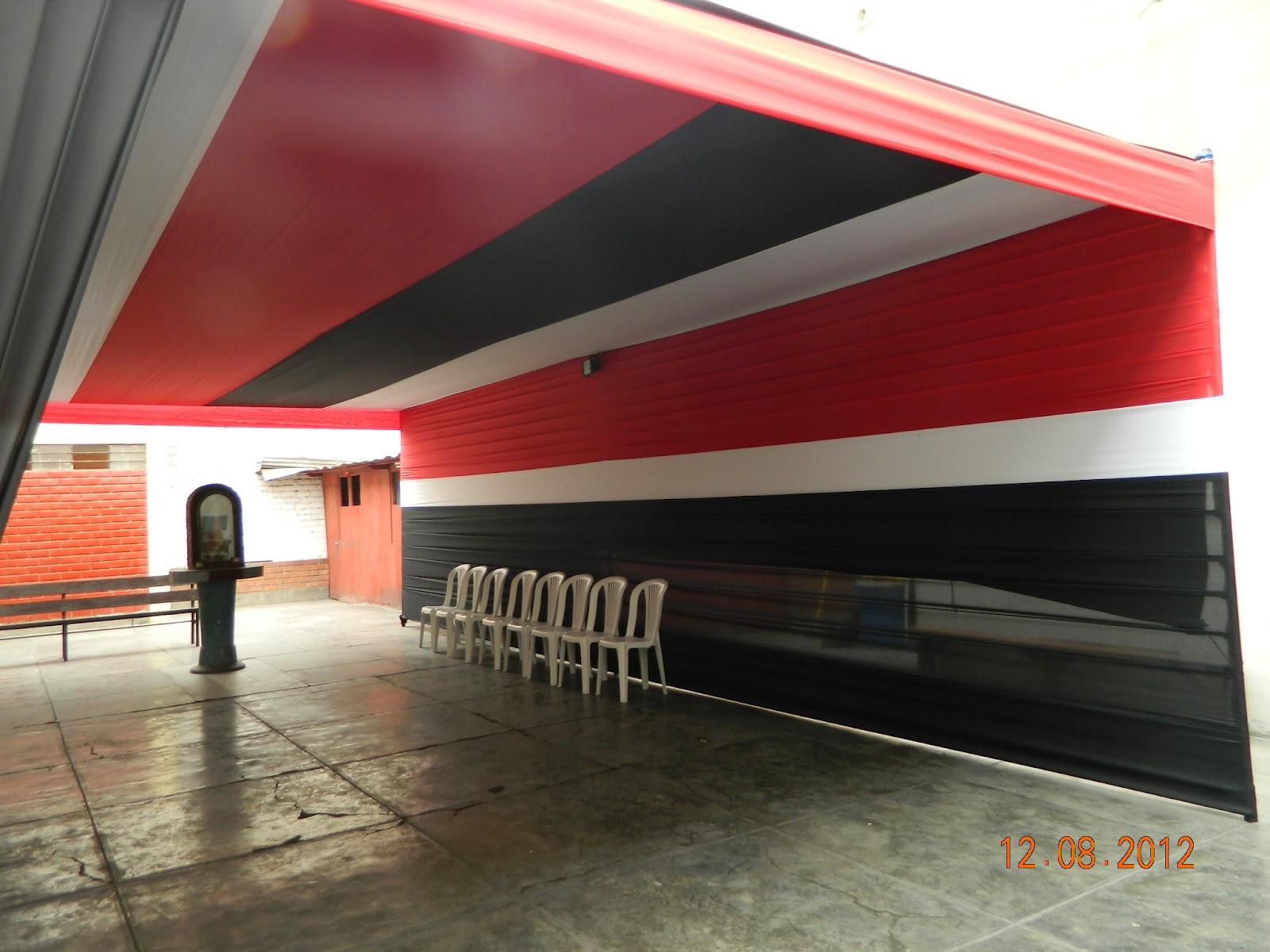Velasquez toldos y servicios paredes de toldos y mesas de buffet - Toldos colores ...