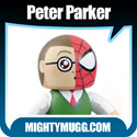 Peter Parker Marvel Mighty Muggs Exclusives Thumbnail Image 1 - Mightymugg.com