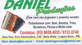 DANIEL  PRODUÇÕES