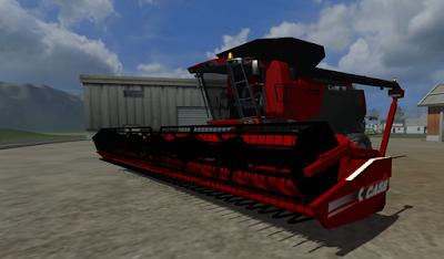 Farming Simulator 2013 MOD: Case 9120 v1 Screenshots
