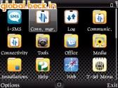 Cara Merubah Grid Menu Blackberry