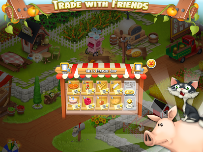Hay Day v1.0.1283 for BlackBerry 10