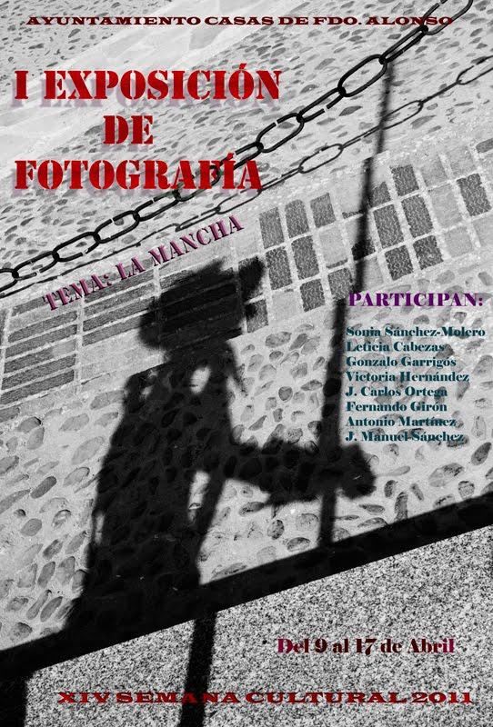 """Exposición de Fotografía """"La Mancha"""""""