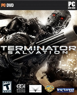 Terminator: Salvation PC Box