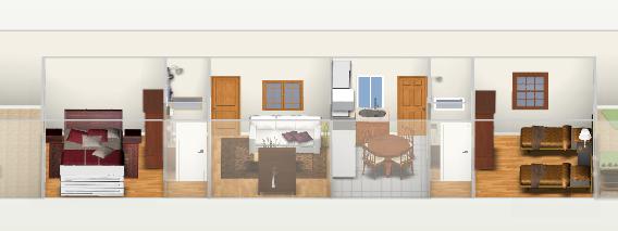Construindo nosso Castelo: Planta da casa.Editado!