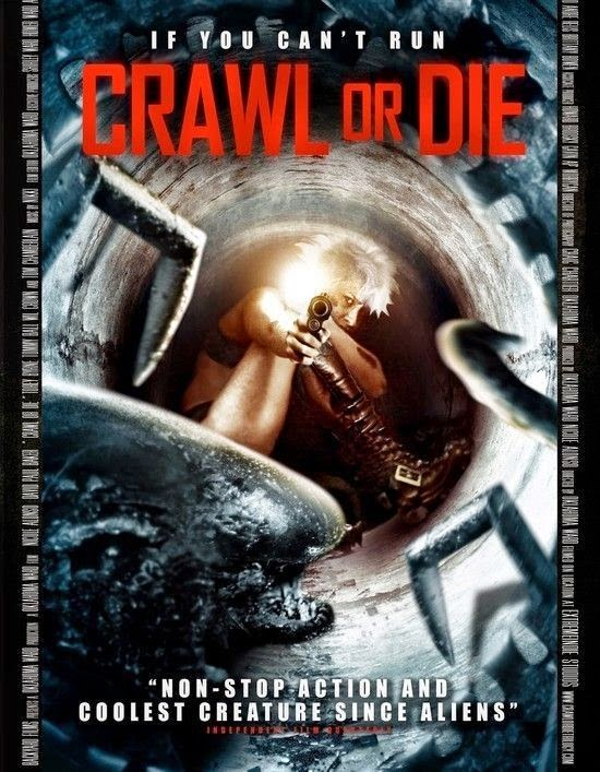 Download Crawl Or Die AVI + RMVB Legendado  Baixar Filme 2015