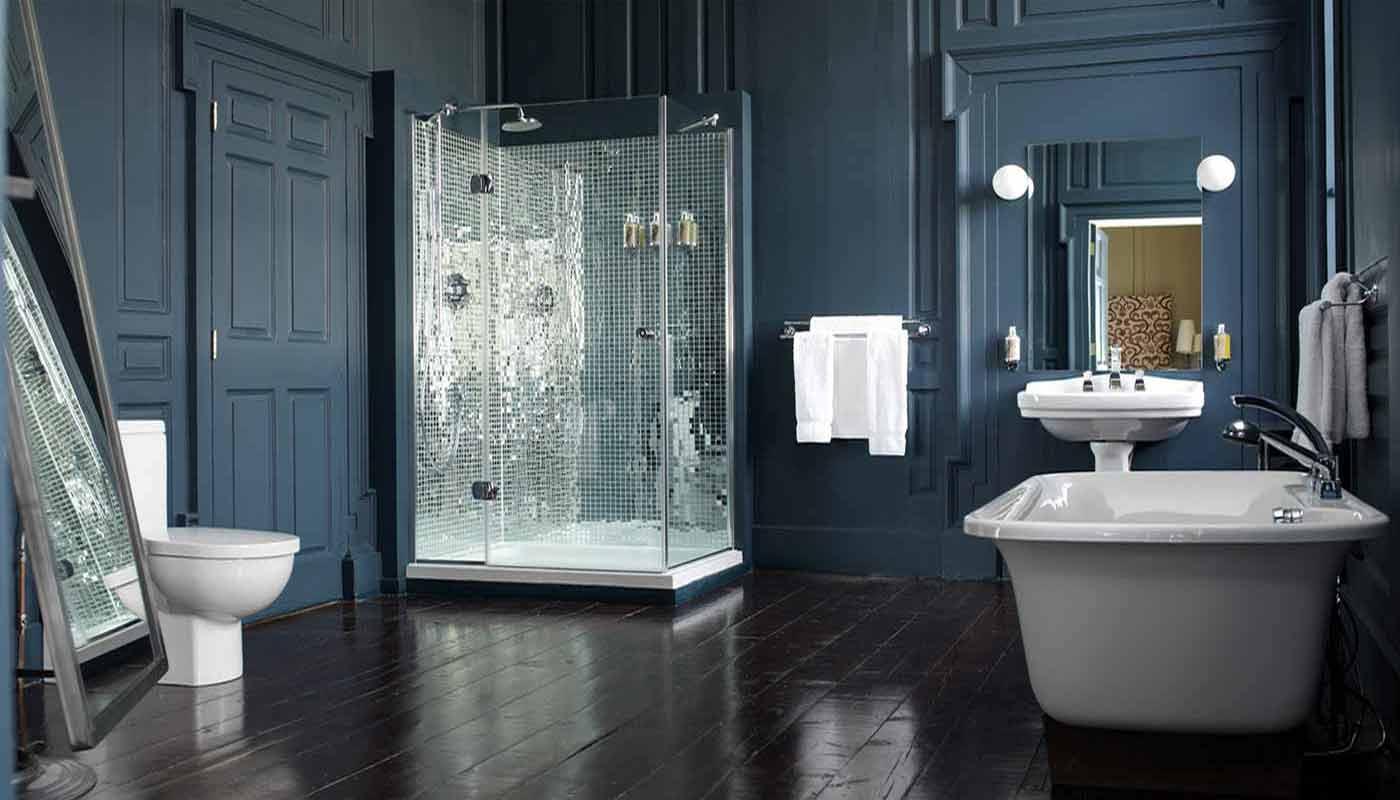 Luxury Bathrooms Dublin travel lightbulb: a modern mansion on the outskirts of dublin