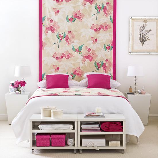 Cinples Cada quarto!!! ~ Quarto Rosa Romantico