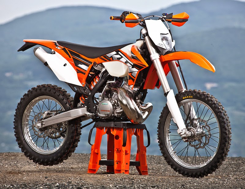KTM 200 EXC new models motorcycles price