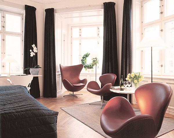 st dtereise kopenhagen hotel alexandra sch n retro schlafen amalie loves denmark. Black Bedroom Furniture Sets. Home Design Ideas