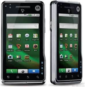 MOTOROLA XT720 user guide
