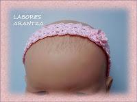 Diademas para bebés