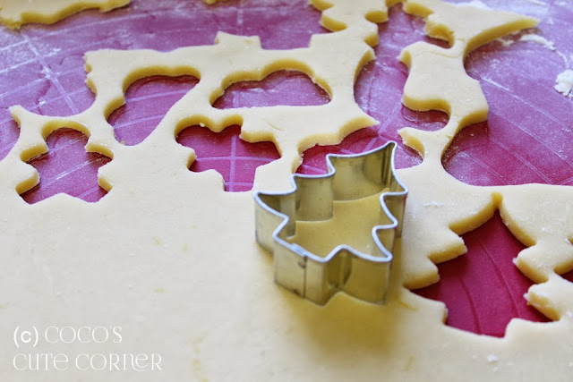 Mailänderli / Christmas Cookies