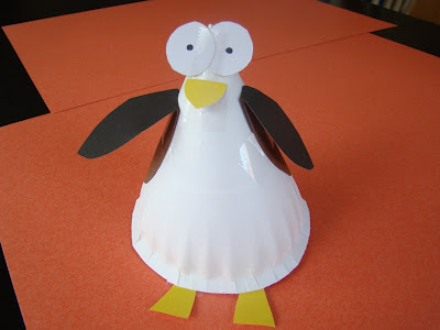 party hat: tacky penguin tutorial