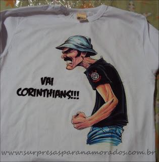 camisa seu madruga corinthians