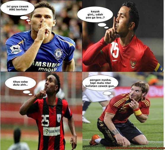 the power of imagination pertandingan sepak bola paling