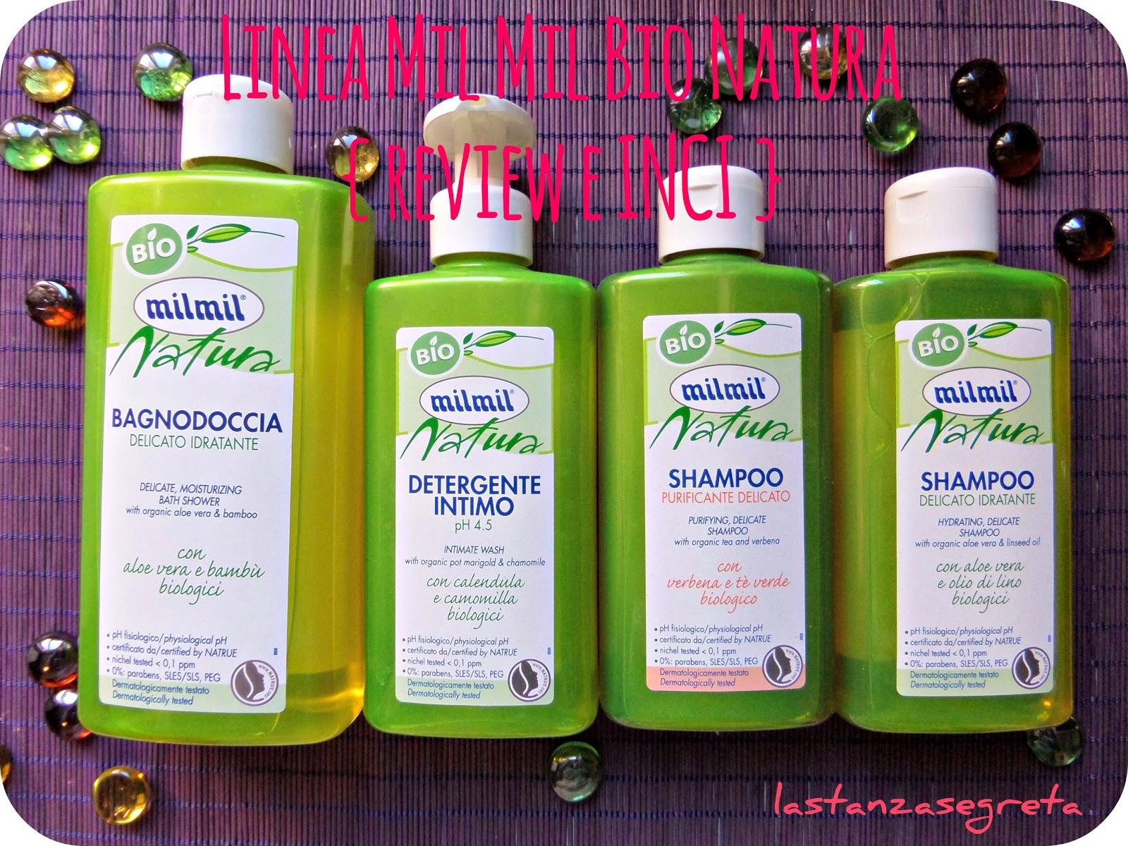 Bagnoschiuma Bio : Supermercati&co.] mil mil bio natura { preview } lastanzasegreta