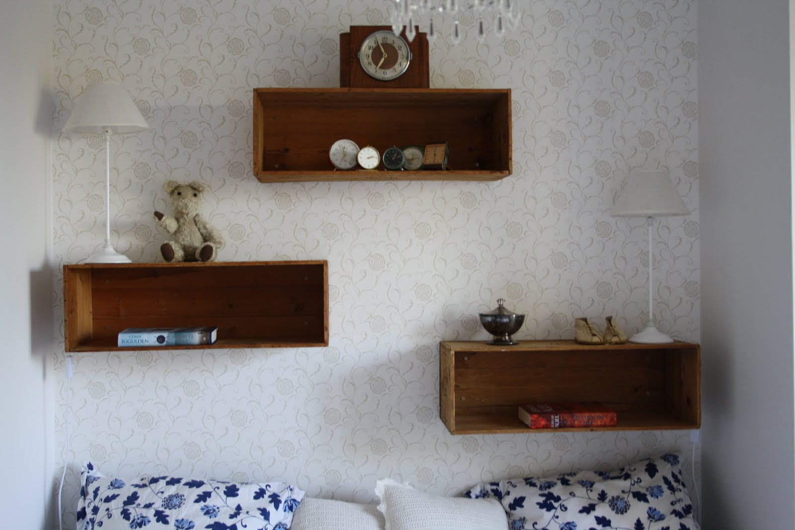 Choices By Annie Renovering Av Sovrummet