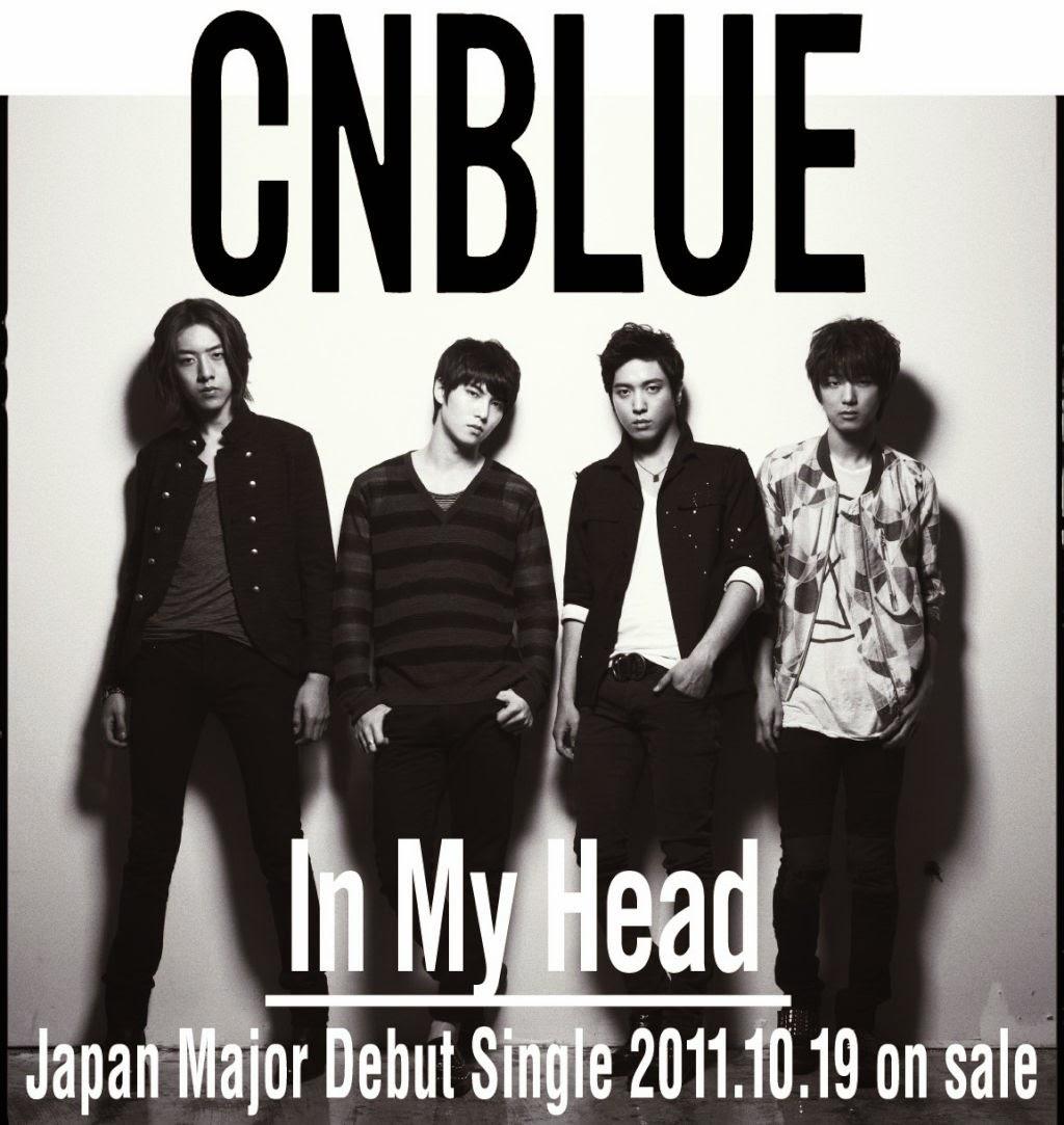 K Pop Chord Cnblue In My Head Album