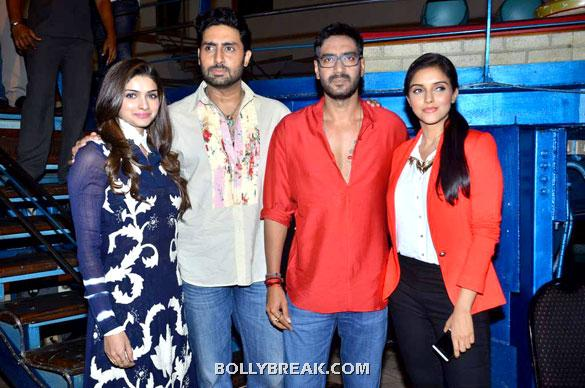 Prachi Desai, Abhishek Bachchan, Ajay Devgan, Asin -  Asin, Prachi Desai Bol Bachchan Stills