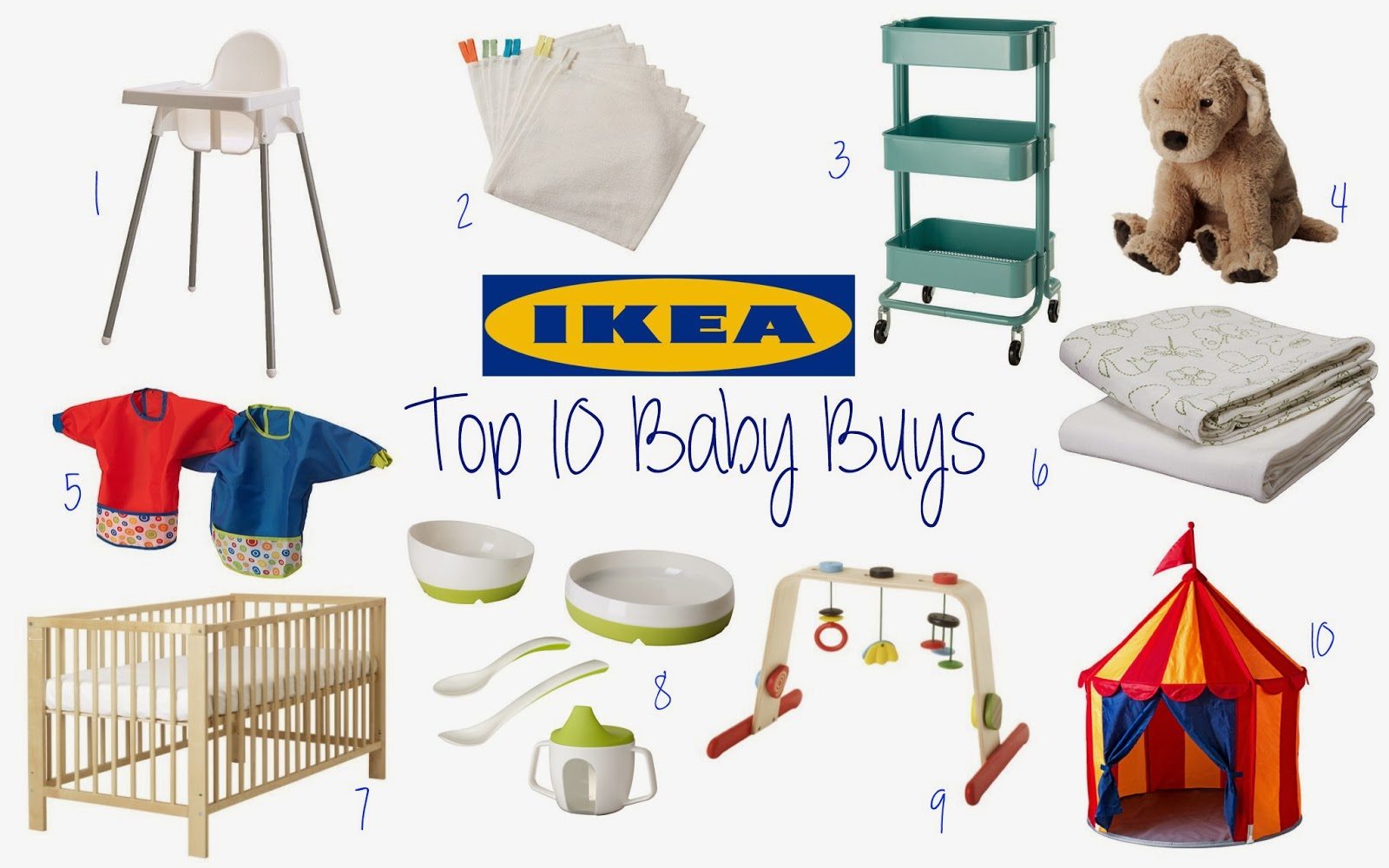 Beau 10 Great Baby Buys You Can Only Find In IKEA | V. I. BRAND