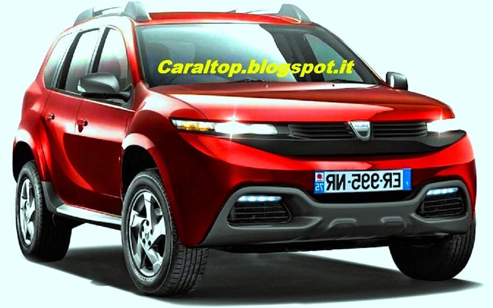 Car al top 33 dacia duster 2017 una prima osservazione for Dacia duster 2017 interni