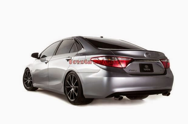 2015 Toyota Camry Sleeper Specs
