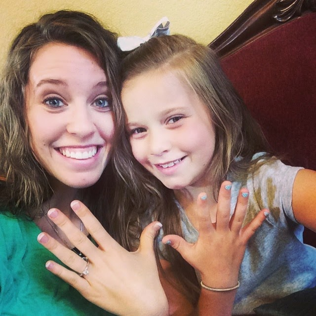 Jinger Duggar Engagement Ring