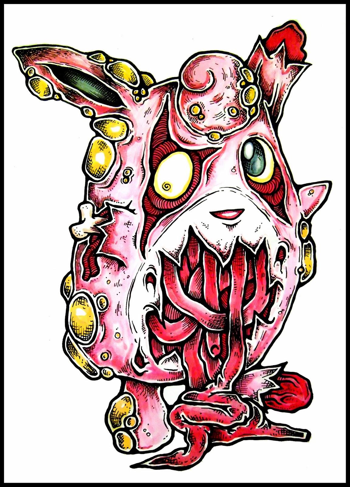 Hard Pokemon To Draw | www.pixshark.com - Images Galleries ...