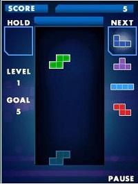 Game Java xếp hình cho di động