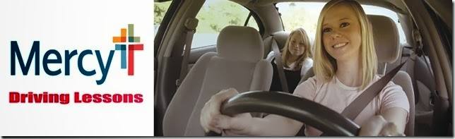 Mercy Teen Driving Lessons